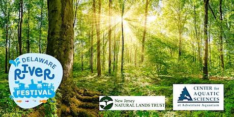 Delaware River Festival: Nature Walk on Petty's Island tickets