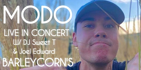 MODO - Live In Concert tickets