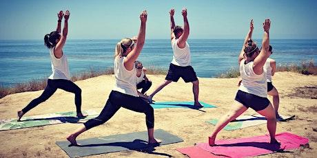 Rooftop Yoga at the Hilton Garden Inn tickets