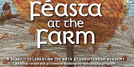 Feasta at the Farm 2021 tickets