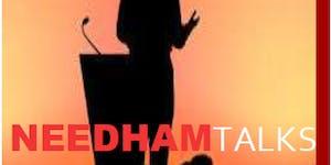 NEEDHAM TALKS: 2015-2016 Parent Lecture Series
