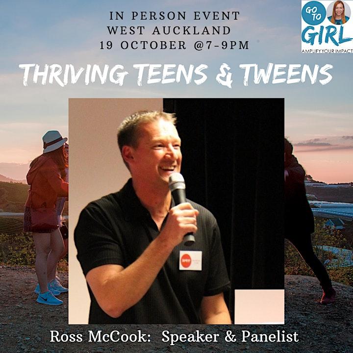 Thriving Teens & Tweens - West Auckland image