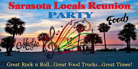 Sarasota Locals Reunion Party tickets