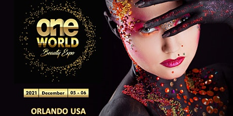 One World Beauty Expo 2021 - 05 à 06 / 12/21 tickets
