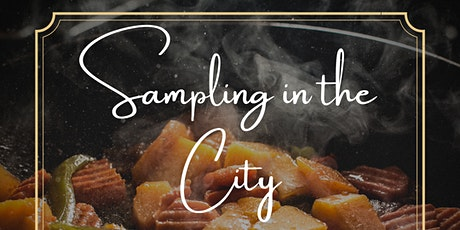 Sampling in the City tickets
