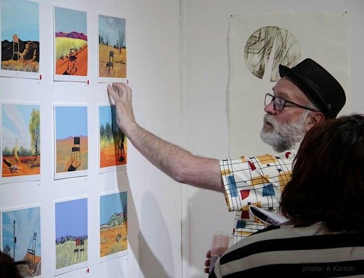 ARTIST TALK James Parker - The Collector image