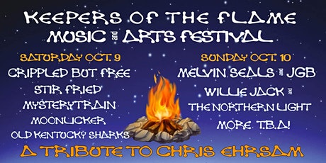 Keepers of the Flame Music & Arts Festival tickets