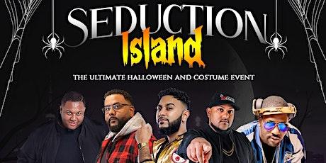 Seduction Island tickets