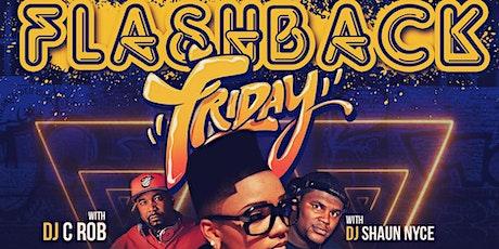 FLASHBACK FRIDAY - GHOE EDITION - w/ DJ C-ROB & DJ tickets