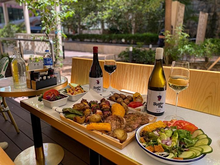 Backyard BBQ by Flying Pig Social Club & Springbok Wines image