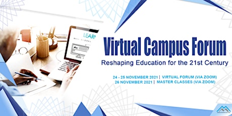 Virtual Campus Reshaping Education for the 21st Century tickets