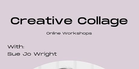 Creative Collage Workshop tickets