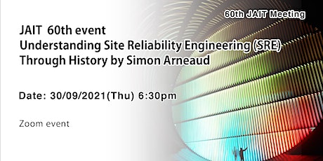 60th – Understanding Site Reliability Engineering (SRE) Through History by tickets