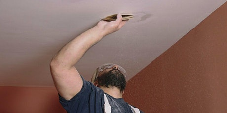 Ceilings and walls: Decorating Masterclass tickets