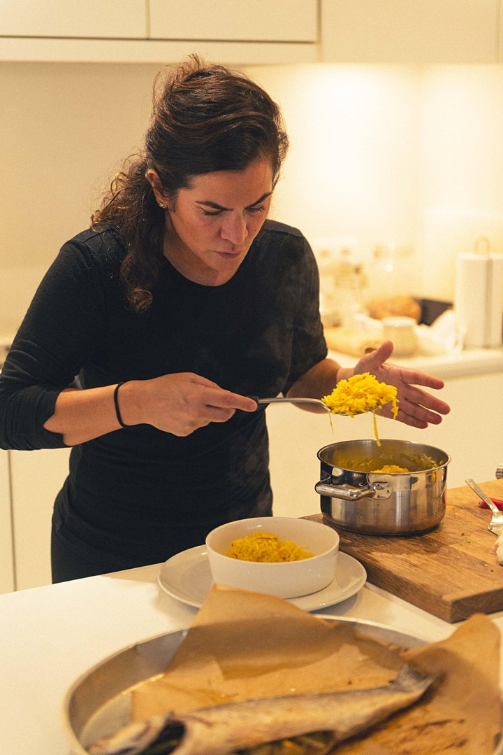 Lebanese Cooking Class - By Ghina Bazzi image