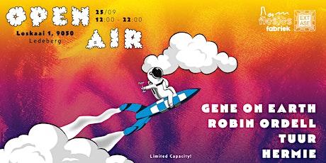 Extase in De FlesjesFabriek w/ Gene On Earth & Robin Ordell tickets