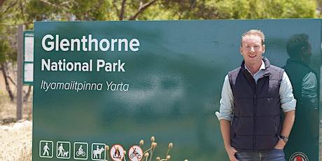 Walking Tour at Glenthorne National Park (Ityamaiitpinna Yarta) tickets