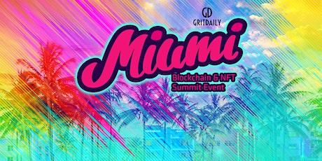Miami Blockchain & NFT Summit tickets