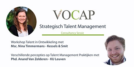 Strategisch Talent Management | Consultancy Sessie tickets