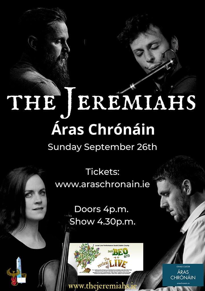 Seó Beo Arís:The Revival of Live - The Jeremiahs image