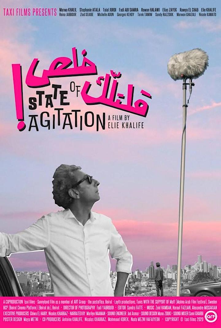 Festival du Film Libanais au Canada - State of Agitation  - Montreal image