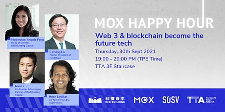 MOX x Red Building Capital: Web 3 & blockchain become the future tech tickets