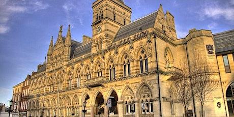 Northampton Guildhall Tour tickets