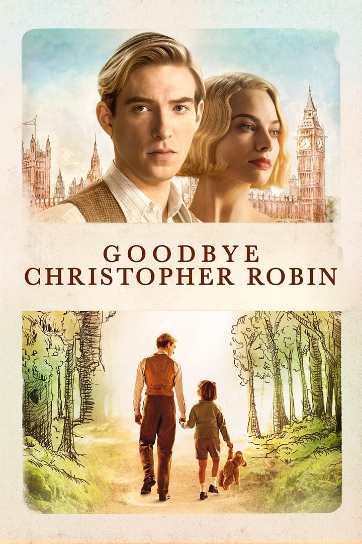 Mental Health Week - Goodbye Christopher Robin image