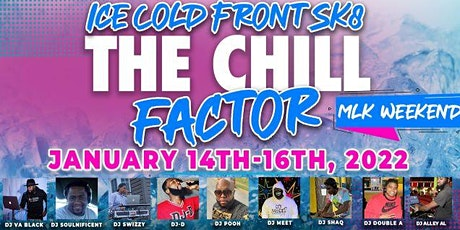 Ice Cold Front Sk8- The Chill Factor tickets