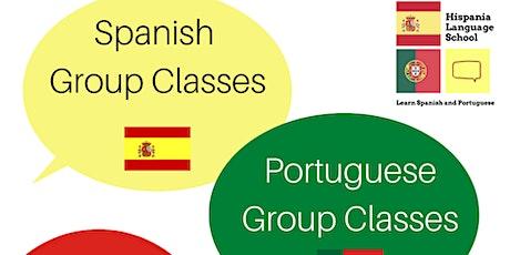 Hispania Language School Group Language Classes billets