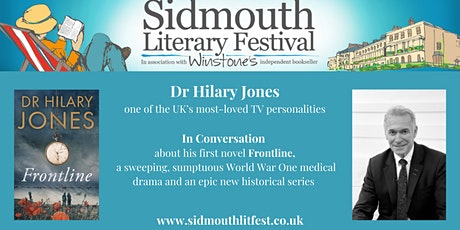 In Conversation with Dr Hilary Jones - Event Cancelled tickets
