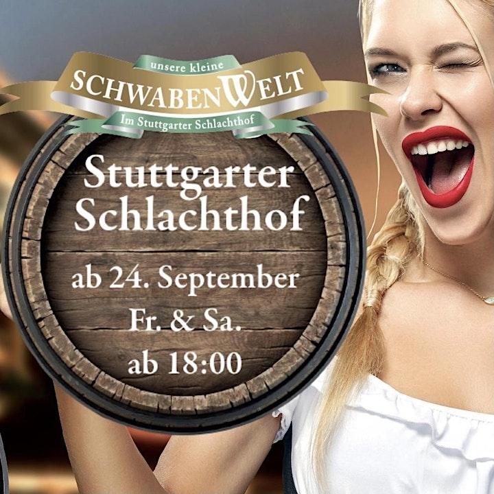 Feiern in der kleinen SchwabenWelt!: Bild