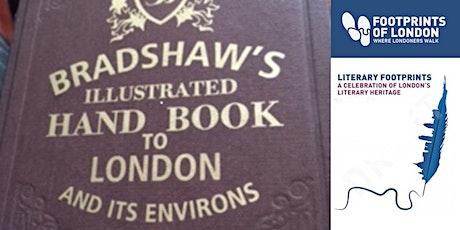 Walking Tour -  Bradshaw's Westminster tickets
