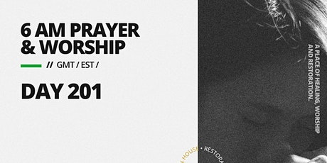 6 AM GMT Daily  Prayer, Worship and the Word tickets