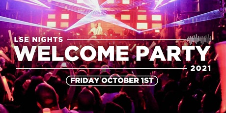 LSE Nights / Welcome Party tickets