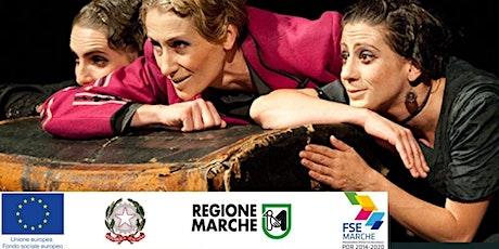 Open Day - Corsi  serali di attore teatro e cinema a Civitanova Marche biglietti