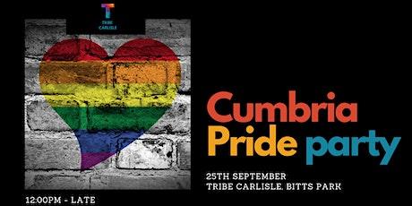 Cumbria Pride Party tickets