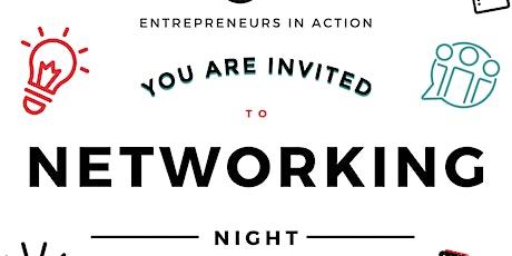 EIA Networking Night tickets