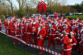 Braintree and Great Notley 5K Santa Fun Run tickets