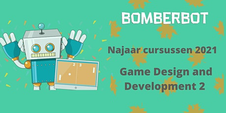 Game Design & Development 2  (vervolgcursus)| 10-13 jaar | 8 weken (NL) tickets