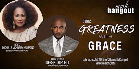 GREATNESS WITH GRACE boletos