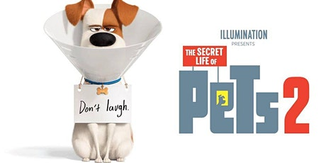 """Cars Under the Stars at Wickham Park featuring """"Secret Life of Pets 2"""" tickets"""