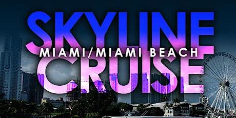 50 Minute Miami / Miami Beach Skyline Cruise tickets