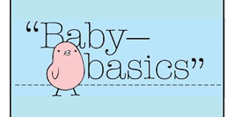 Baby Basics Coffee Morning tickets