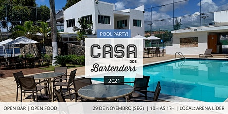 Casa dos Bartenders 2021 tickets