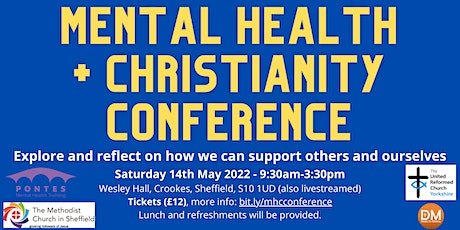 Mental Health and Christianity Conference tickets