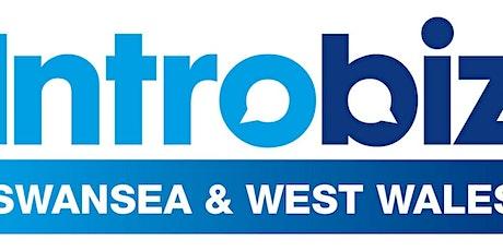 Introbiz Swansea & West Wales Networking Breakfast tickets