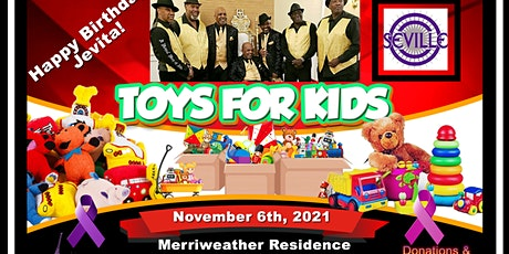 SAGEY Productions Toy Drive tickets