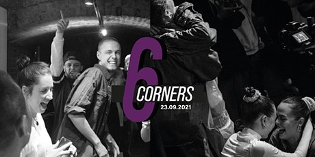 6 Corners 2nd Edition tickets