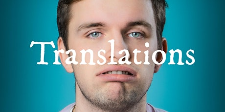 Translations: A Work in Progress Stand-Up Show from Vittorio Angelone tickets